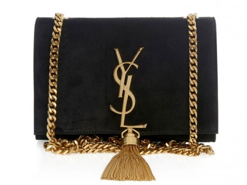 Saint-Laurent-Monogramma-Suede-Mini-Shoulder-Bag