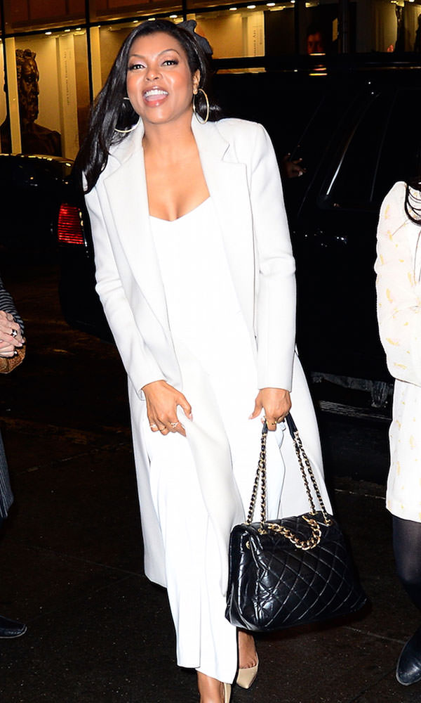 6feea1445bc9 Celebs Carry Dior to a New Bag Launch   Taylor Swift Diversifies Her ...