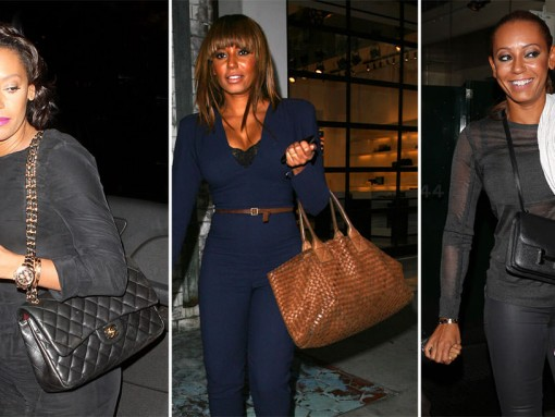 The Many Bags of Mel B