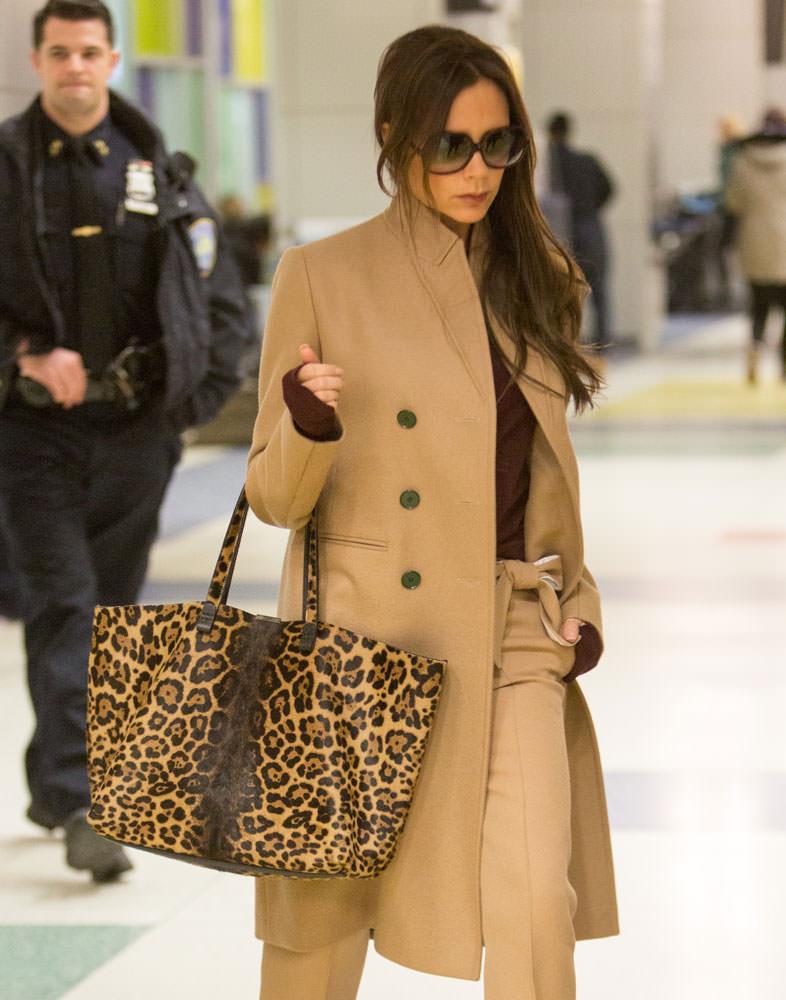 Victoria-Beckham-Victoria-Beckham-Leopard-Simple-Shopper-Tote