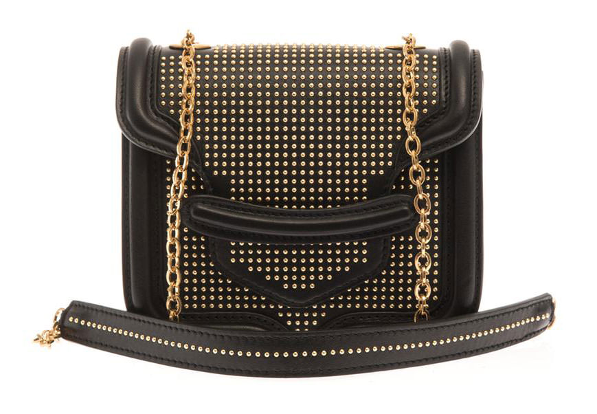 Alexander-McQueen-Heroine-Studded-Shoulder-Bag