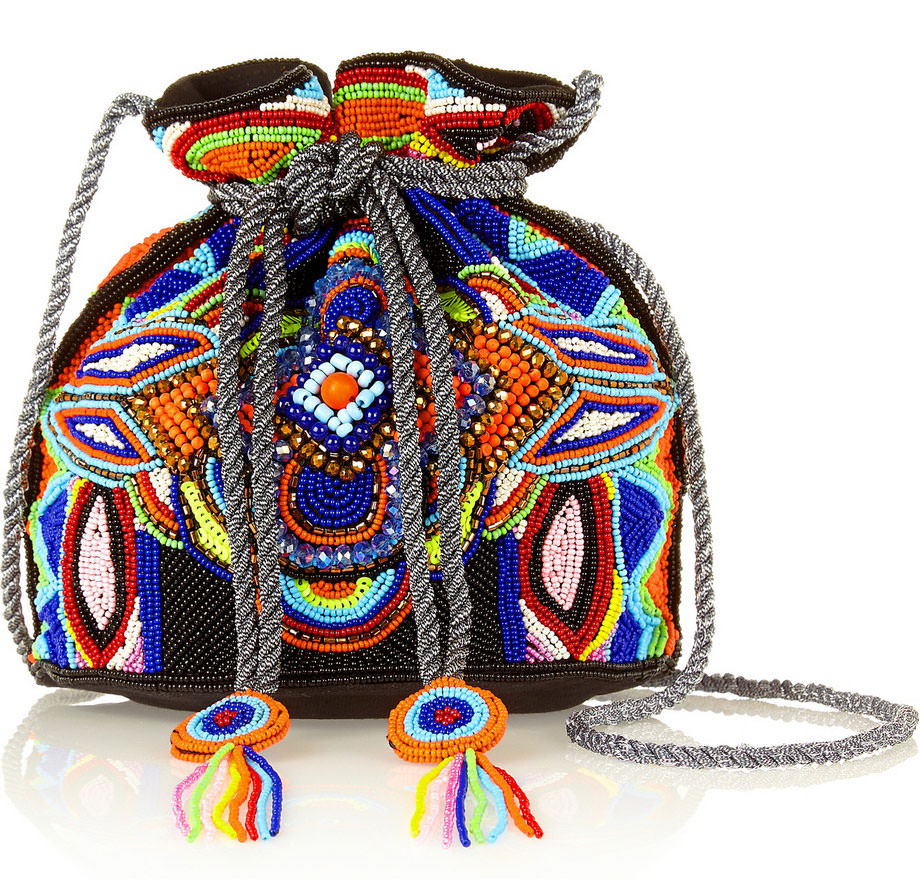 Antik-Batik-Sonoma-Beaded-Bag