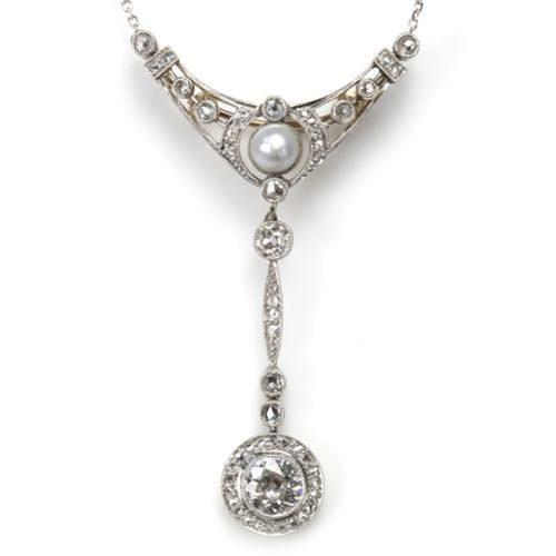 Antique-Pearl-Pendant
