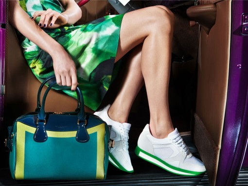 Start Your Spring Wardrobe with the Bloomingdale's Luxury Shoe and Handbag Lookbook