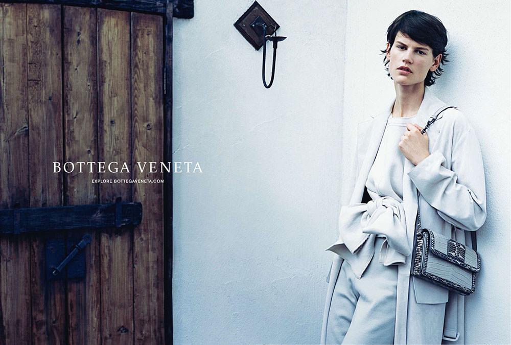 Bottega Veneta Spring Campaign
