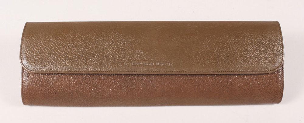 Brunello-Cucinelli-Leather-Clutch