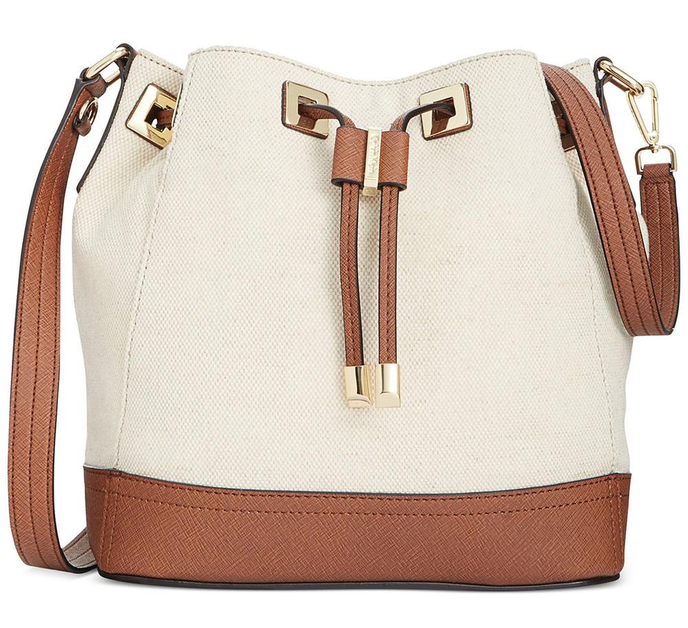 Calvin-Klein-Mary-Canvas-Drawstring-Bag