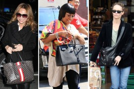 Hermès & Chanel Continue to Dominate the Celeb Bagosphere with Few Challengers