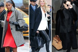 The Paparazzi Finally Caught Up With Anna Wintour and More Excellent Celebrity Handbags