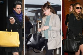 Celebs Are Stepping Out With This Month's Best New Bags & a Few Solid Picks from Yesteryear
