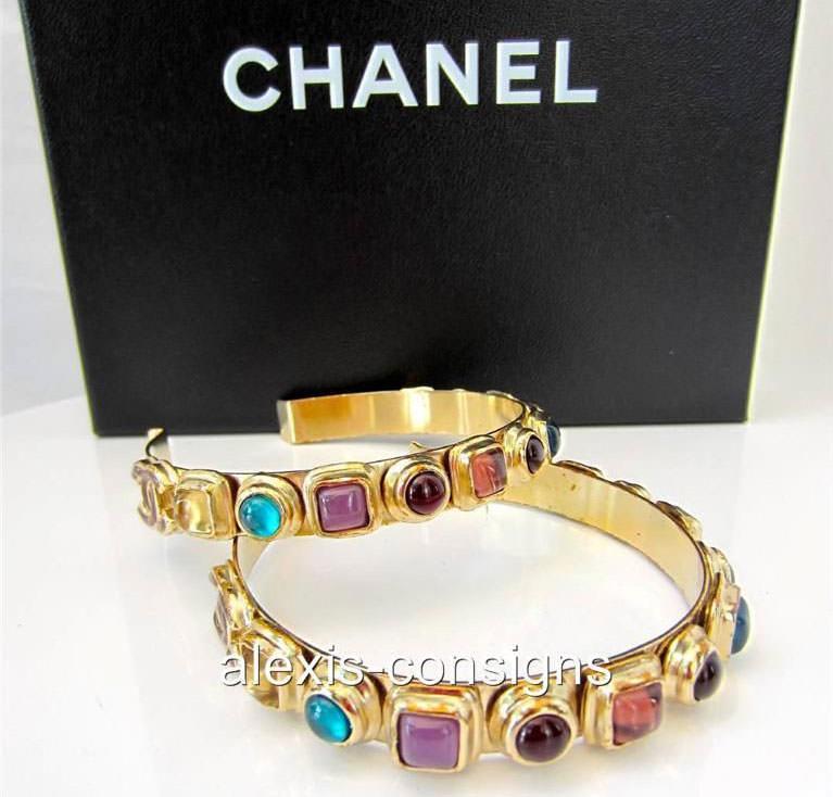 Chanel-Cuff-Set
