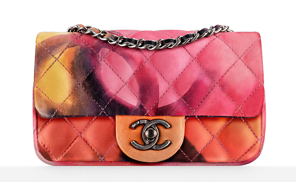 Chanel-Printed-Mini-Flap-Bag-3400