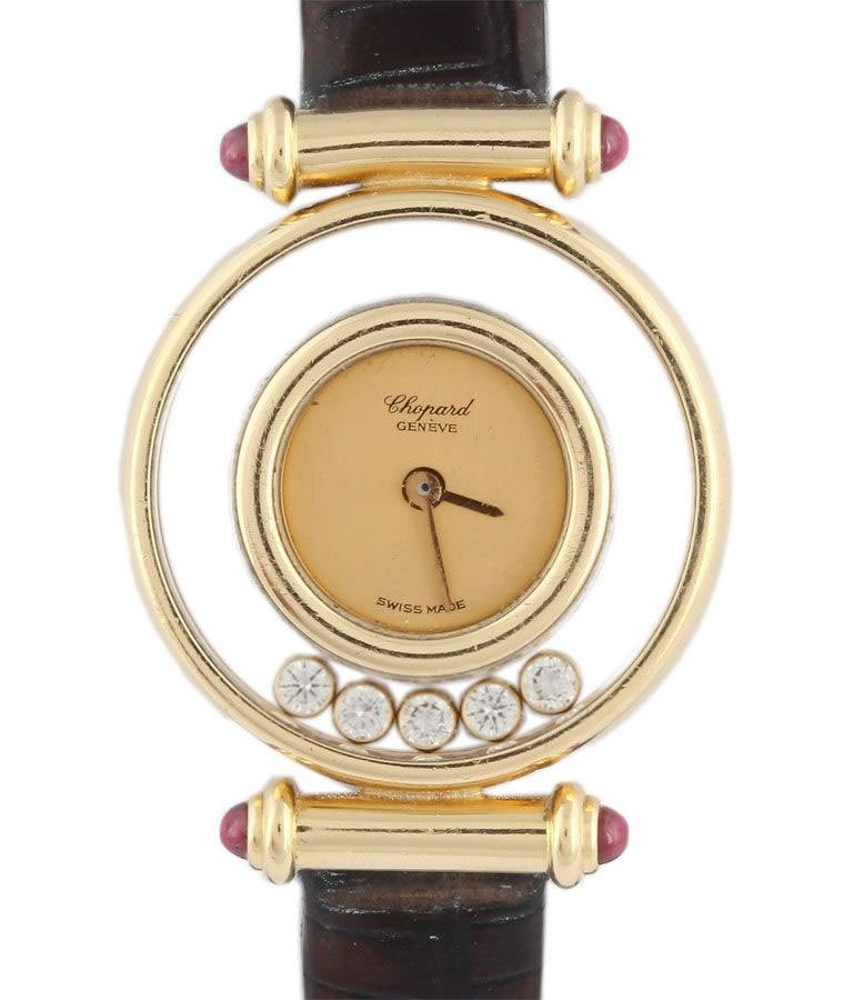 Chopard-Happy-Diamonds-Watch