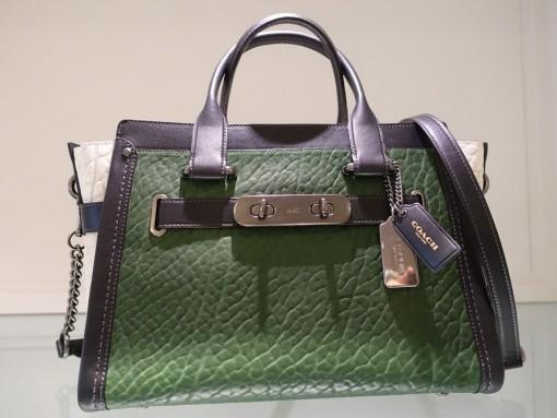 A Closer Look at Coach's Fall 2015 Handbags