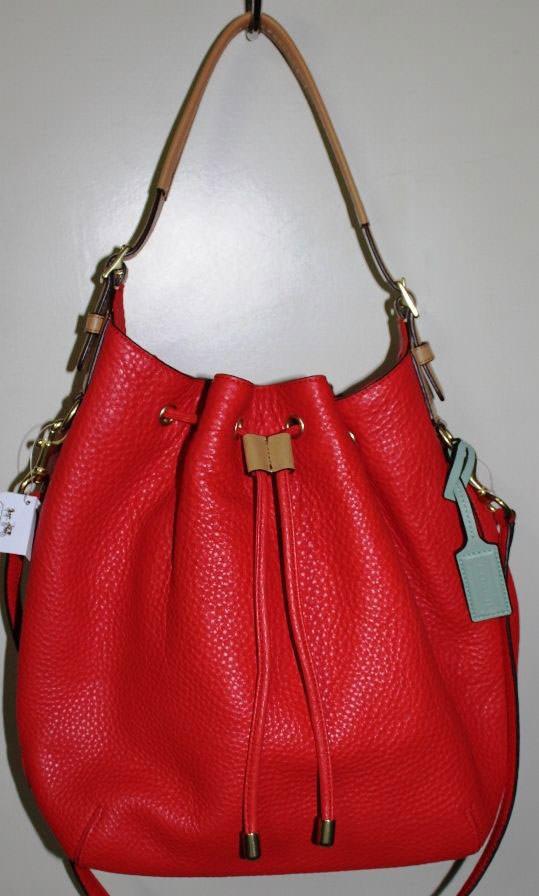 Coach-Legacy-Pebbled-Drawstring-Bag
