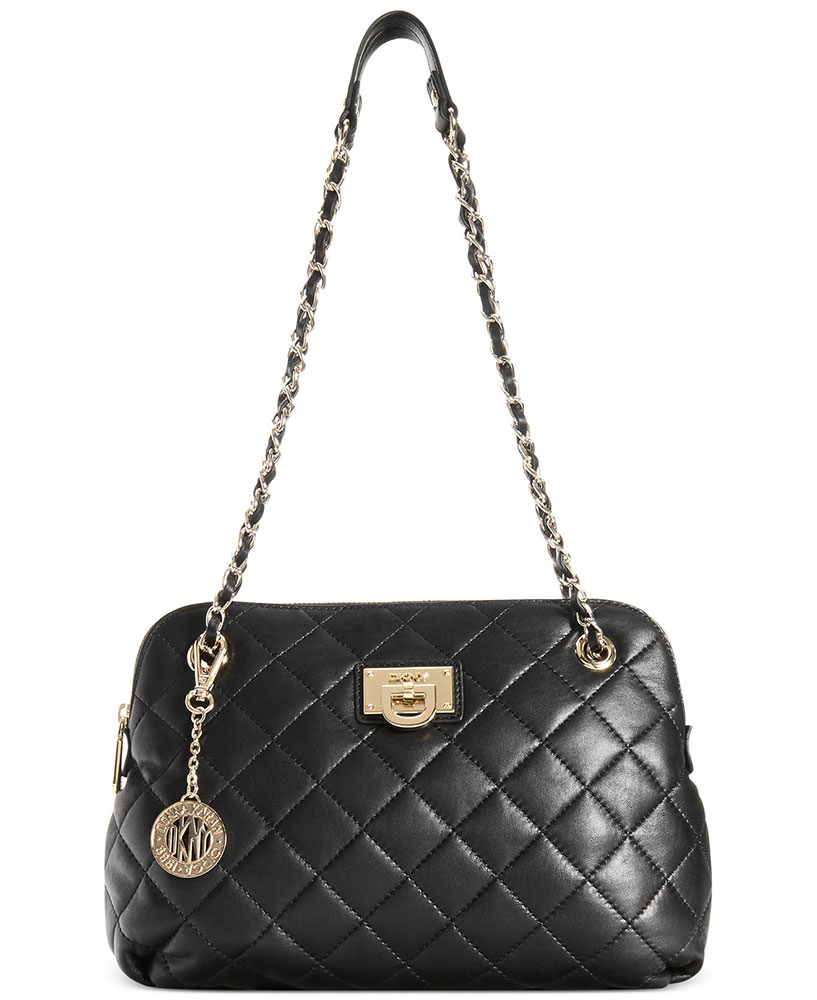 DKNY-Gansevoort-Quilted-Shoulder-Bag