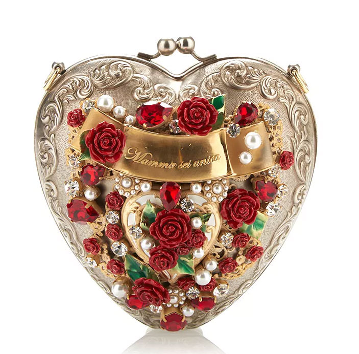 Dolce-&-Gabbana-Sacred-Heart-Evening-Bag
