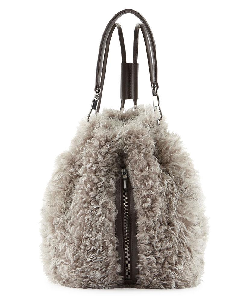 Elizabeth-and-James-Cynnie-Lamb-Fur-Sling-Bag