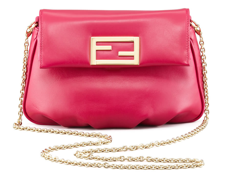 Fendi Fendista Pochette Crossbody Bag