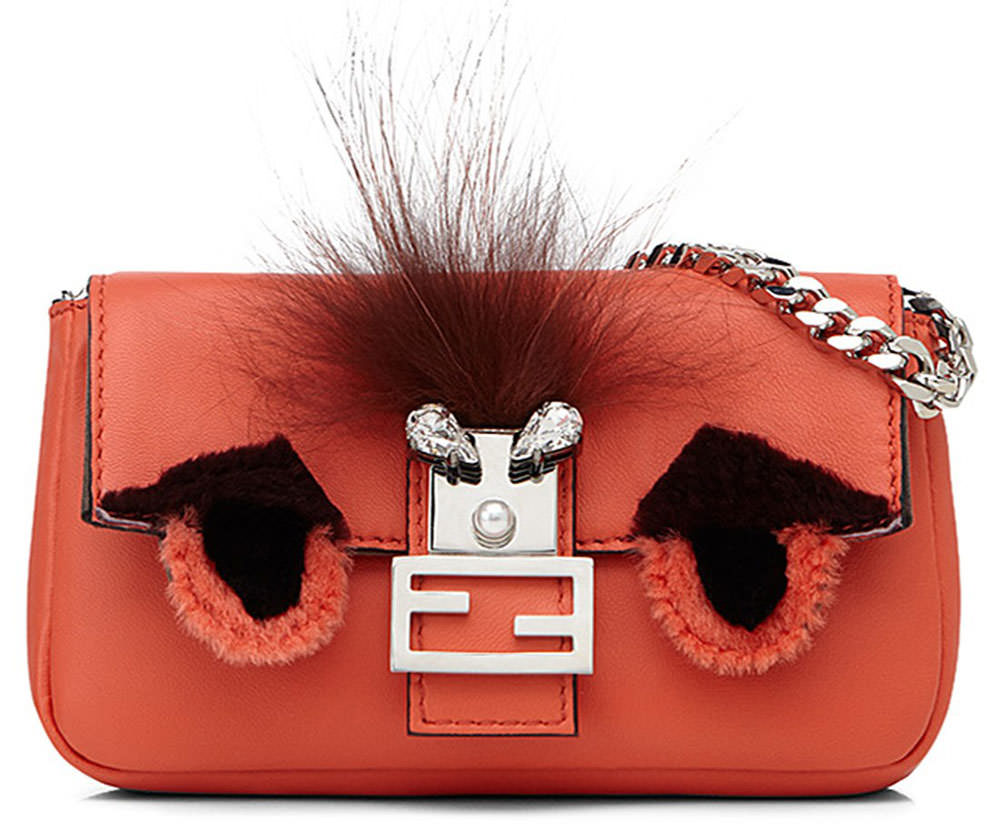 Fendi Micro Monster Bag