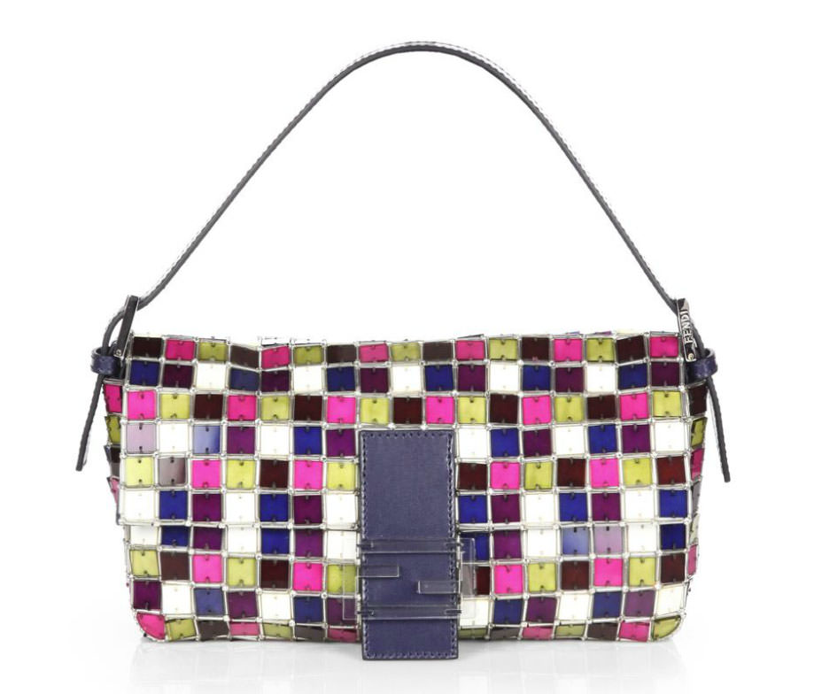 Fendi-Mosaic-Baguette-Bag