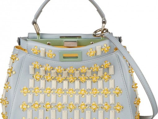 Fendi-Peekaboo-Small-Embellished-Tote