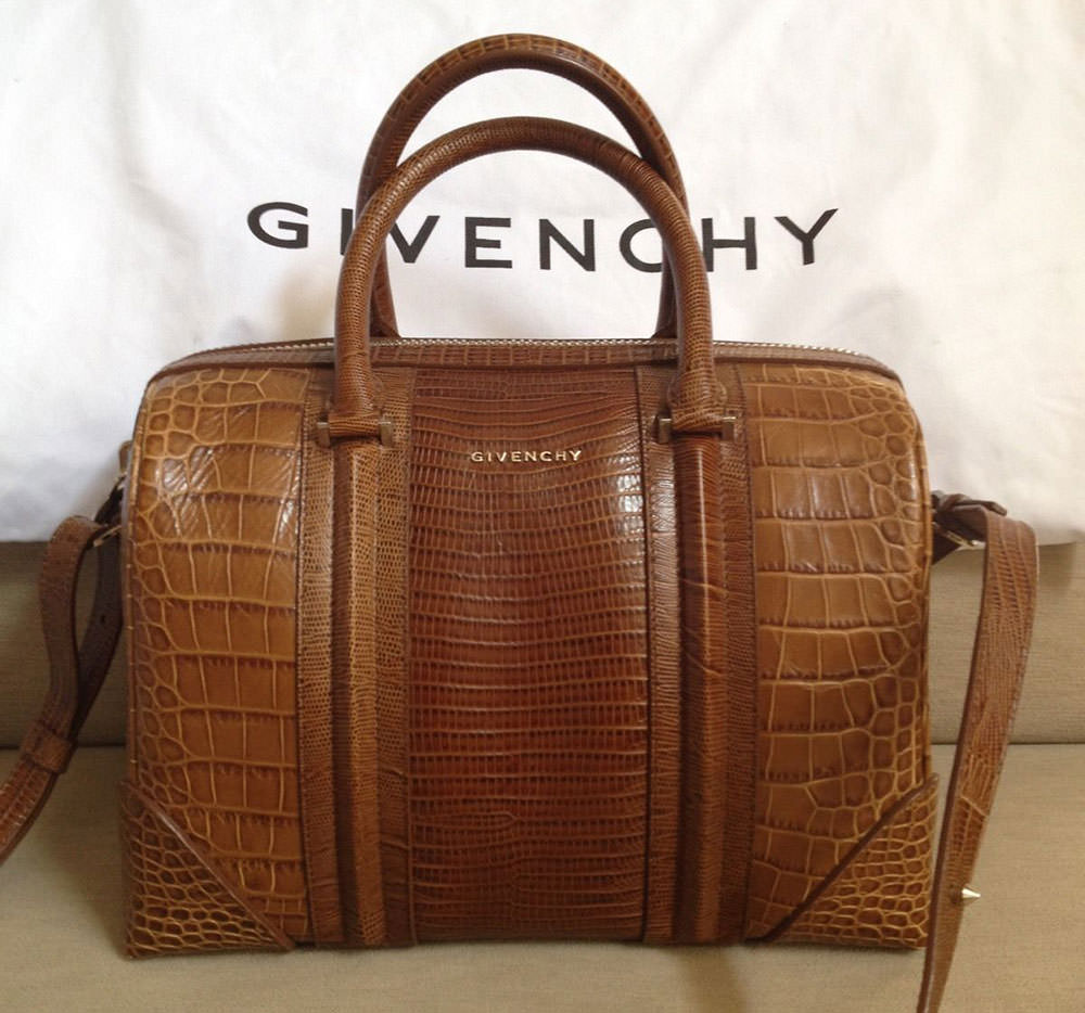 Givenchy-Embossed-Crocodile-Lucrezia-Bag