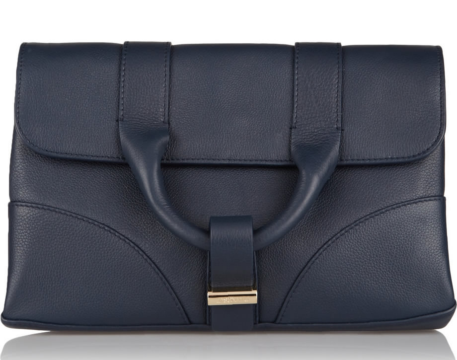 Jason Wu Hanne Leather Clutch