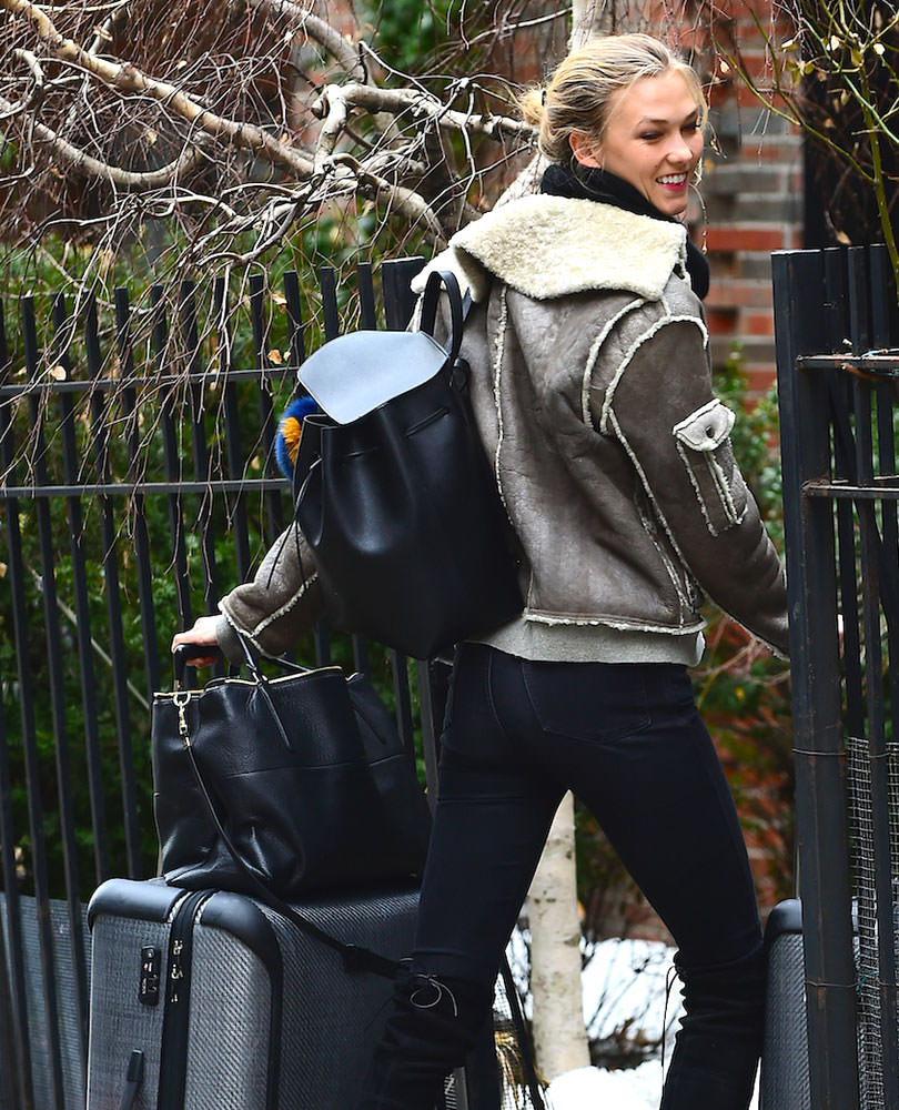 Karlie-Kloss-Mansur-Gavriel-Backpack-Coach-Borough-Bag