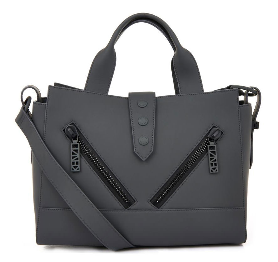 Kenzo-Rubberized-Leather-California-Tote