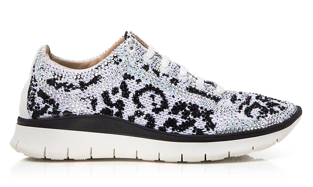 Le-Silla-Crystal-Leopard-Sneakers