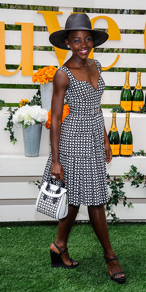 Celebrities at the seventh annual Veuve Clicquot Polo Classic
