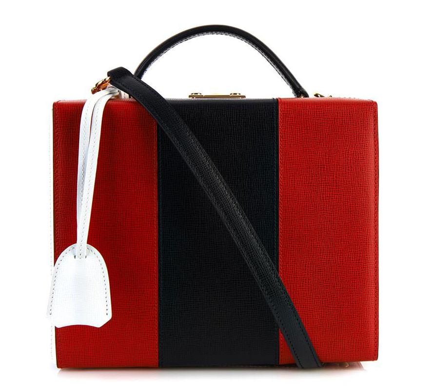 4234635c87e Latest Obsession The Mark Cross Grace Box Bag Purse