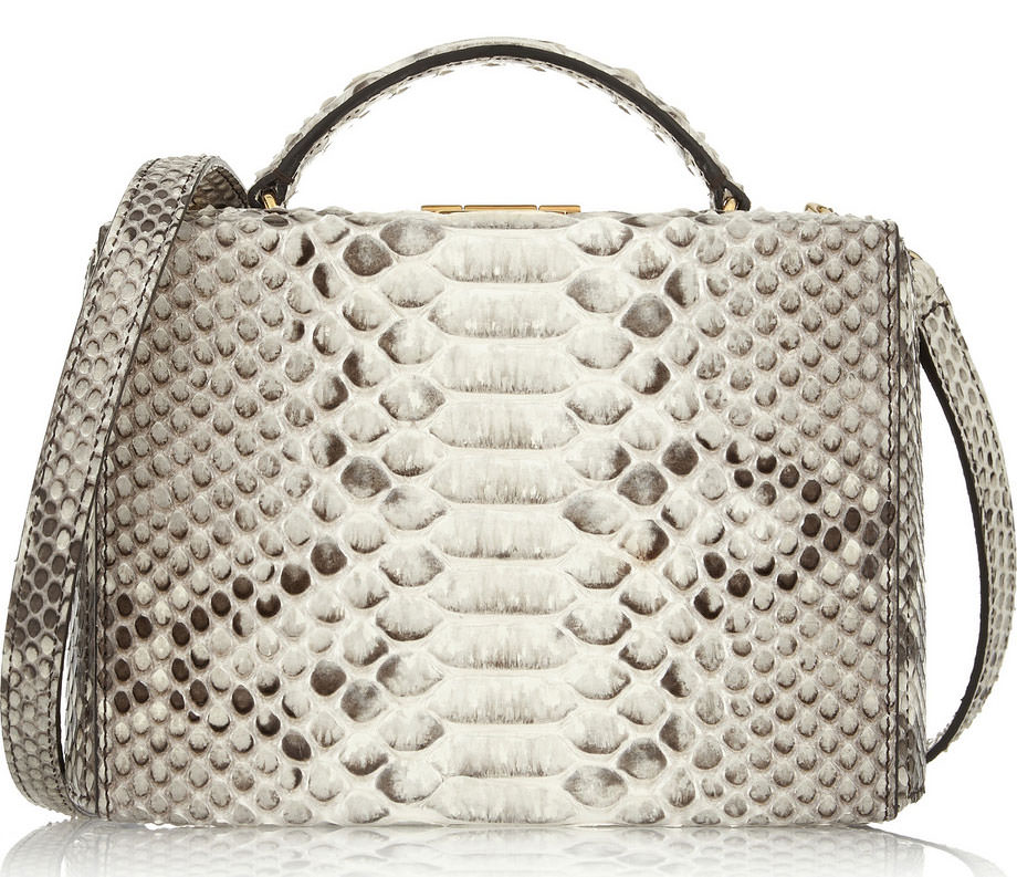 Mark-Cross-Python-Grace-Small-Box-Bag