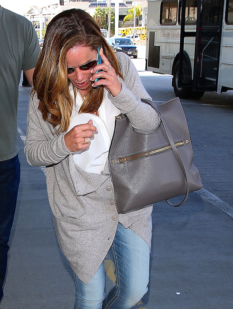 Melissa-Rivers-Tom-Ford-Alix-Shoulder-Bag