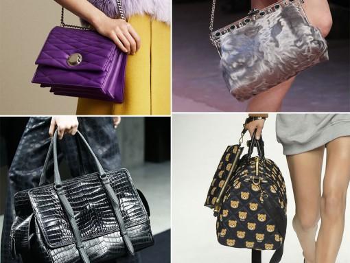 The 14 Best Runway Bags of Milan Fashion Week Fall 2015