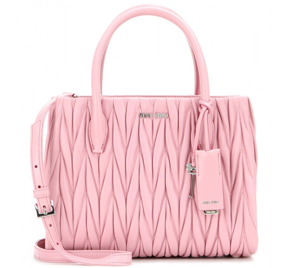 Miu-Miu-Matelasse-Leather-Tote