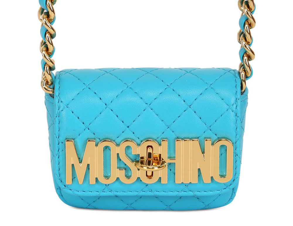 Moschino-Mini-Quilted-Shoulder-Bag