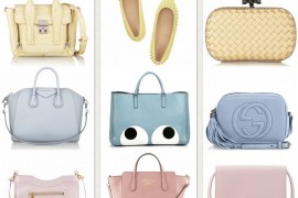 PurseBlog Picks Fills with Spring Pastels