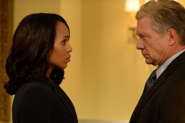 "Scandal Season 4, Episode 17: ""I can't just get divorced like those girls from Holyoke."""