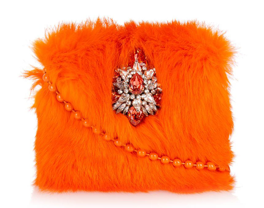 Shourouk-Mini-Daktari-Jeweled-Fur-Bag