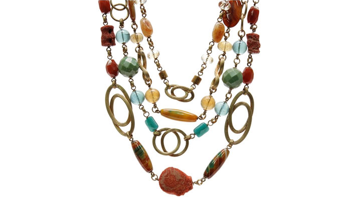 Stephen-Dweck-Four-Strand-Necklace