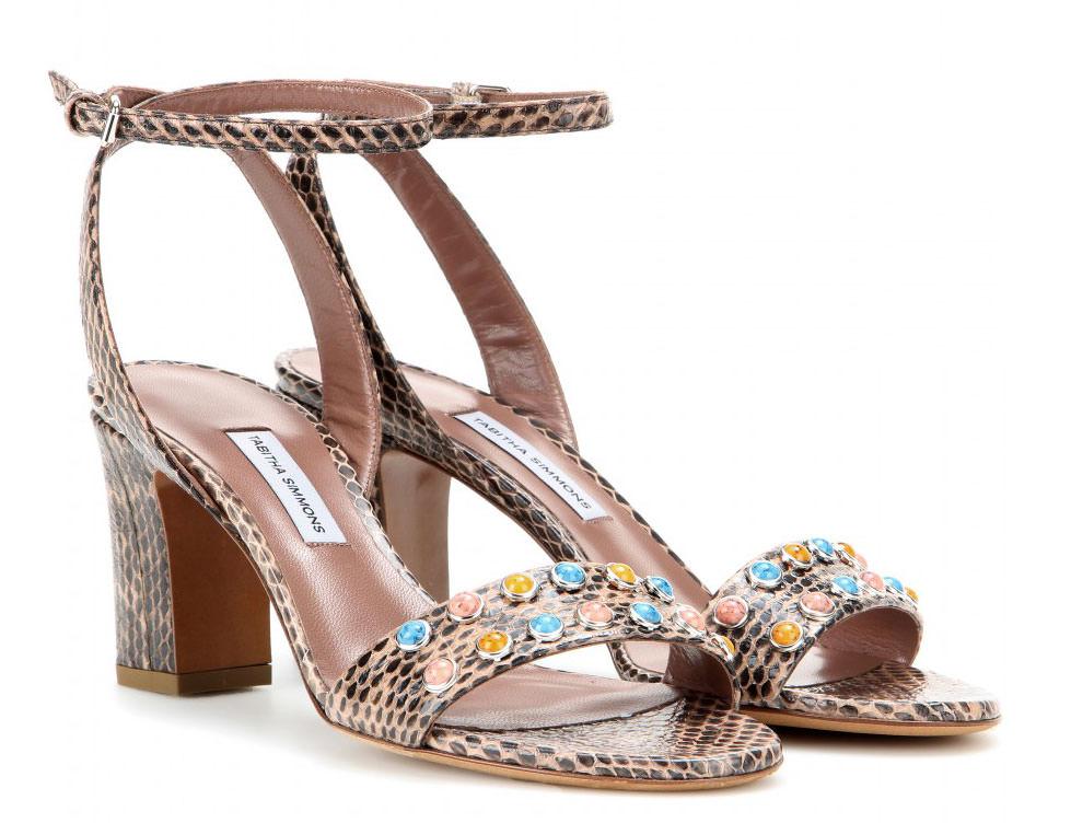 Tabitha-Simmons-Leticia-Snakeskin-Sandals