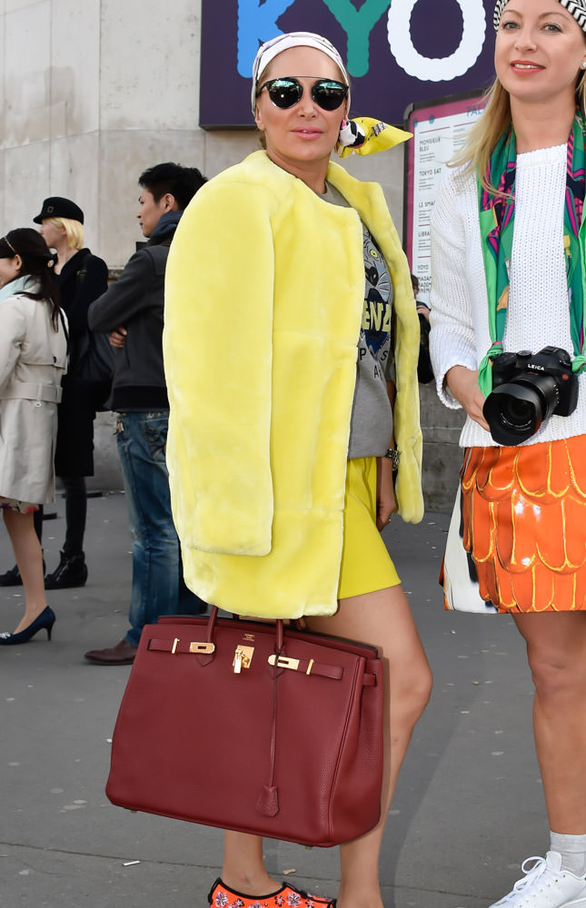 The Many Bags of Paris Fashion Week Fall 2015 Celebrity Attendees-23
