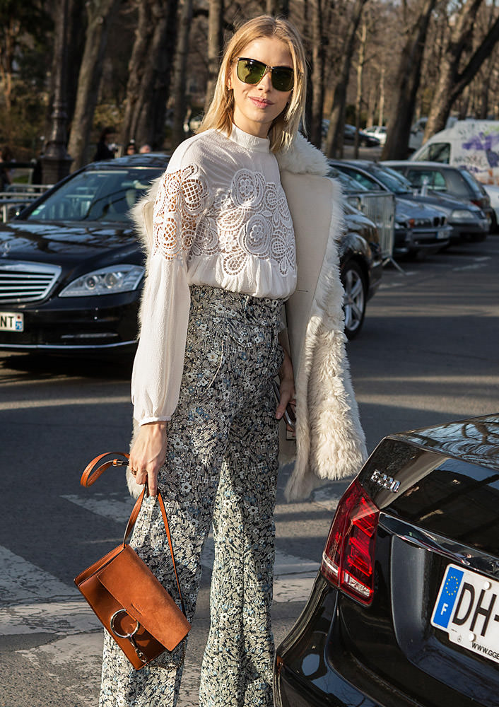 The Many Bags of Paris Fashion Week Fall 2015 Celebrity Attendees-30