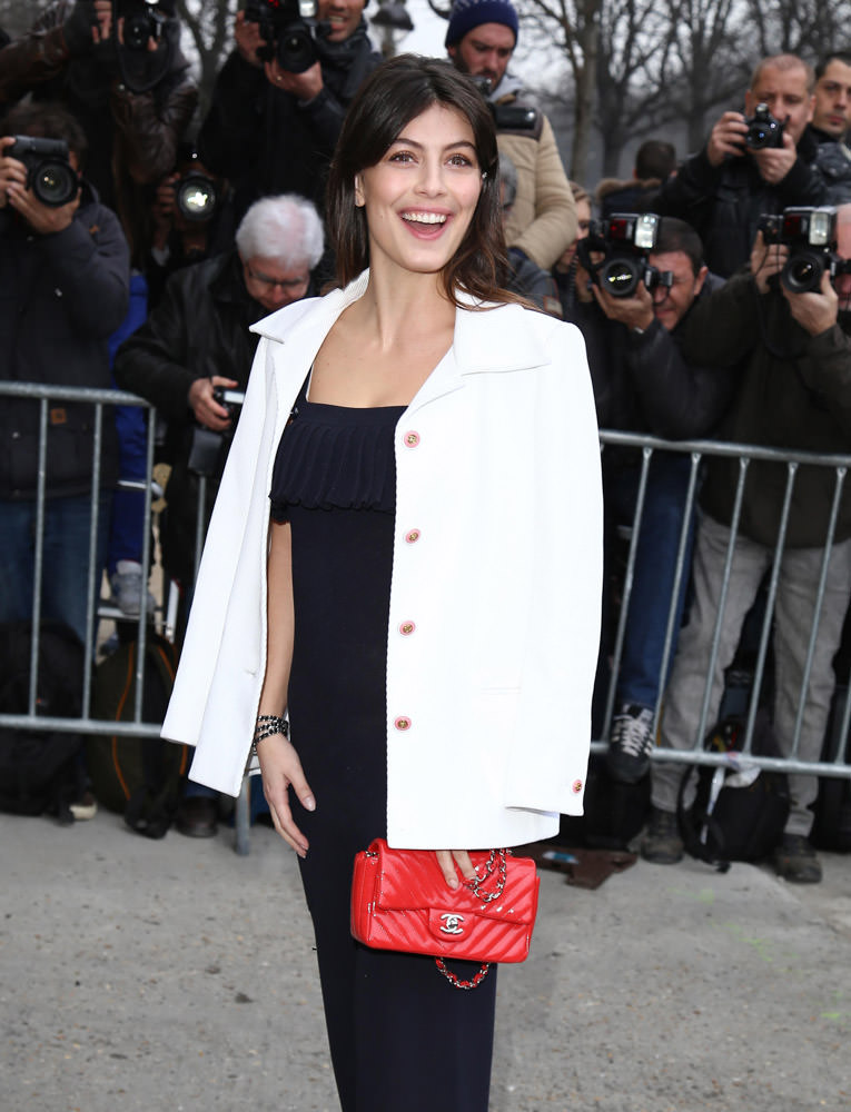 The Many Bags of Paris Fashion Week Fall 2015 Celebrity Attendees-46
