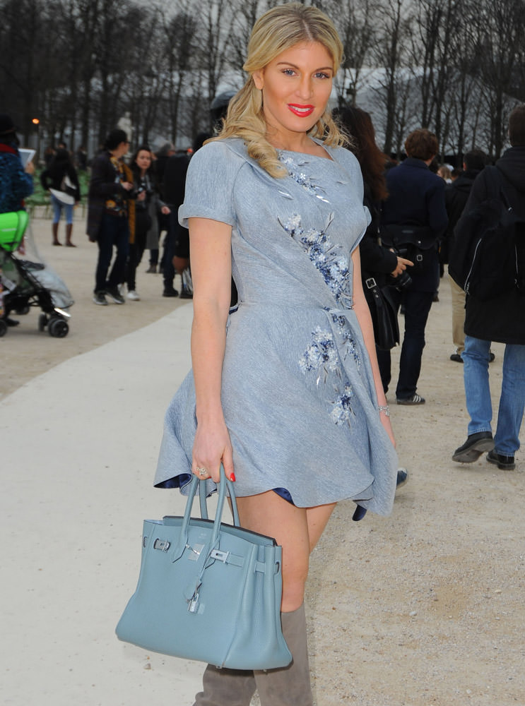 The Many Bags of Paris Fashion Week Fall 2015 Celebrity Attendees-59