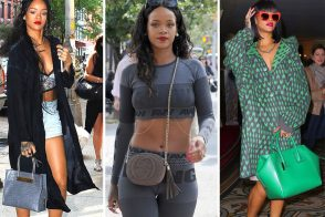 The Many Bags of Rihanna, Part Three