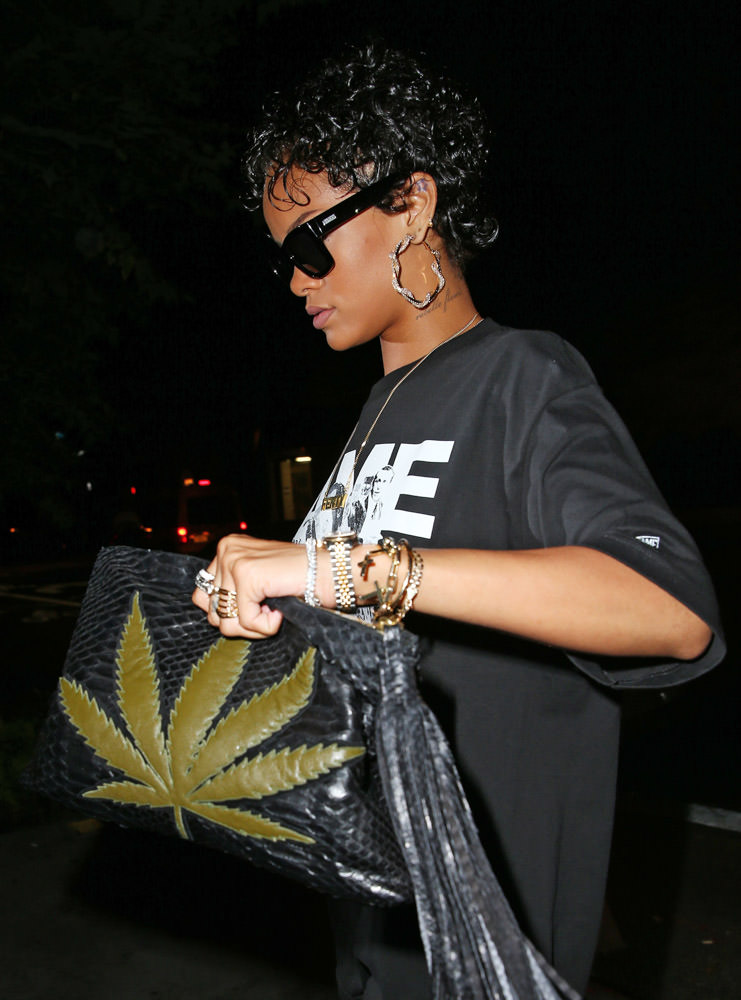 The Many Bags of Rihanna Part 3-4