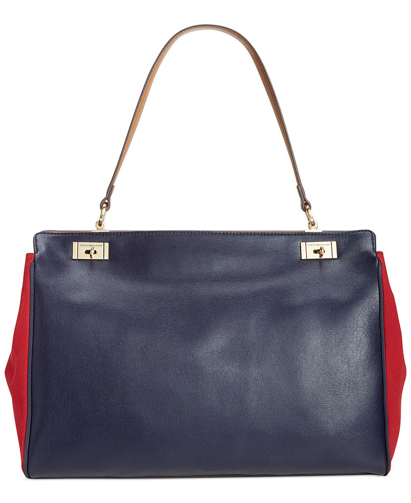 Tommy-Hilfiger-Molly-Textured-Leather-Tote